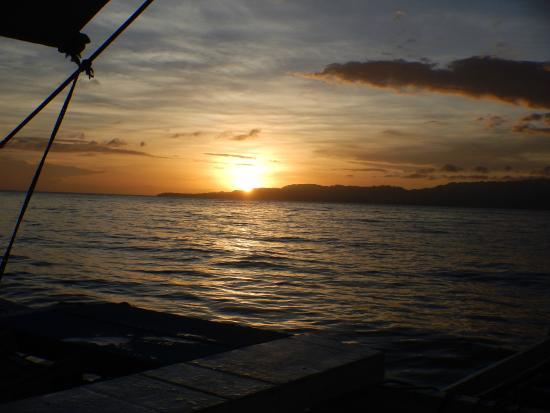 Blue Star Dive & Resort: Nachttauchgang