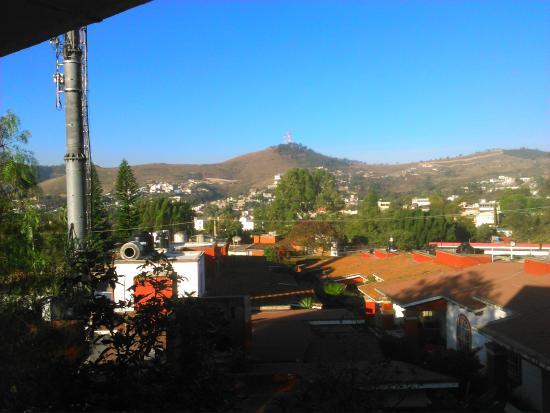 Mision Oaxaca: Vista desde la habitación