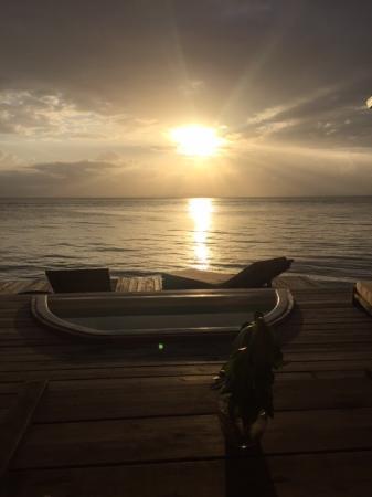 Bocas Villas: Sunset