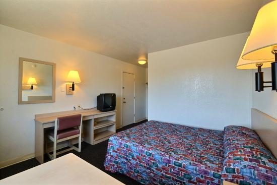 Motel 6 Indianapolis - East: Guest Room