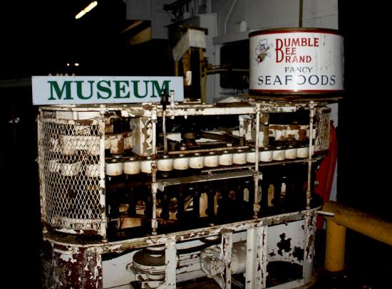 Hanthorn Cannery Museum: Bumblebee Cannery