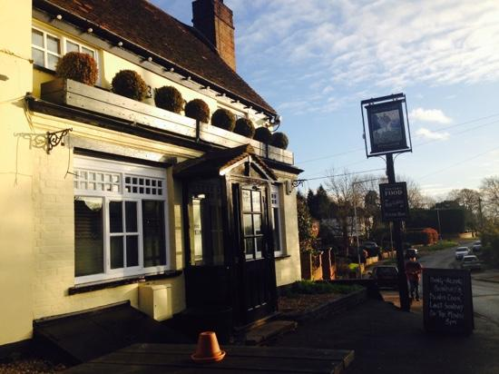 The Unicorn, Gallows Hill, Kings Langley