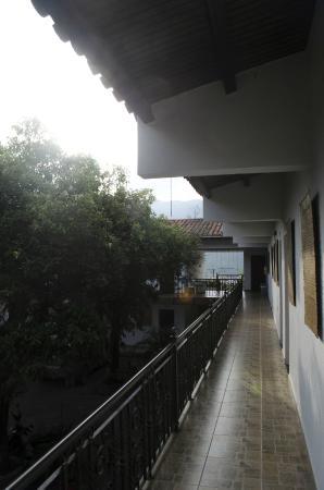 Ramada Bucaramanga: Pasillo