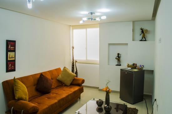 Ramada Bucaramanga: Sala Suite