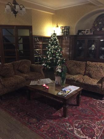 Mabie House Hotel: Beautiful sitting area