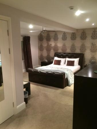 Hall Farm Hotel and Restaurant: Room 1
