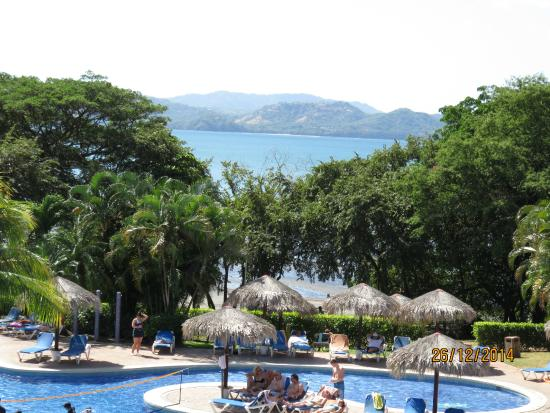 Allegro Papagayo: View of the bay
