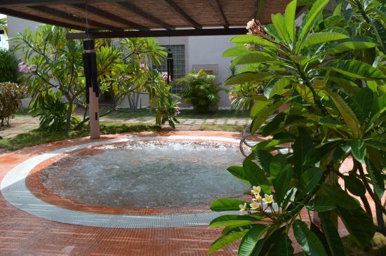 Melia Buenavista: spa area