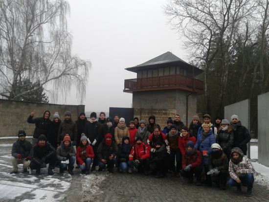 Cultourberlin: Sashsenhausen, Campo de Concentración