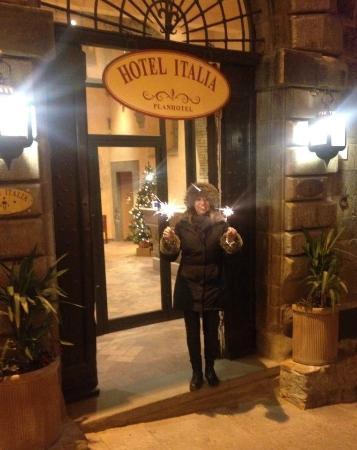 Hotel Italia: entrate prego accomodatevi