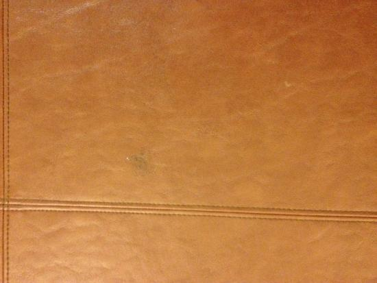 Hyatt Place Charlotte/Arrowood: Sticky ottoman