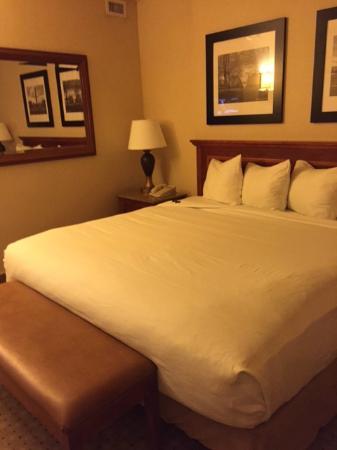Harrah's North Kansas City: King Room