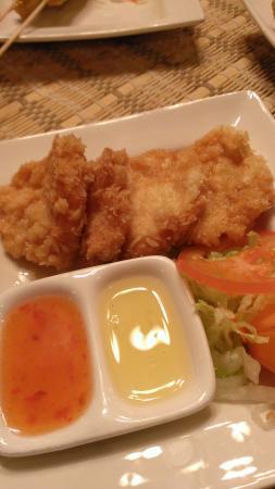 Sawadee Thai Restaurant: Prawn cakes