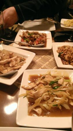 Sawadee Thai Restaurant: The main course