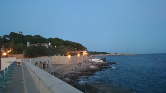 Hotel Vista Pinar: Blick vom Hafen