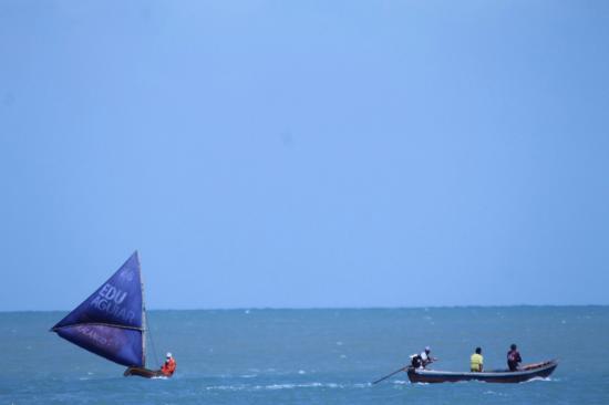 Camocim, CE: Uma das vistas da praia de Bitupitá