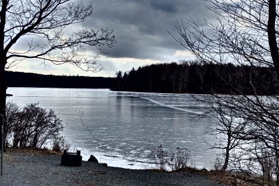 Promised Land State Park: View of the Lake