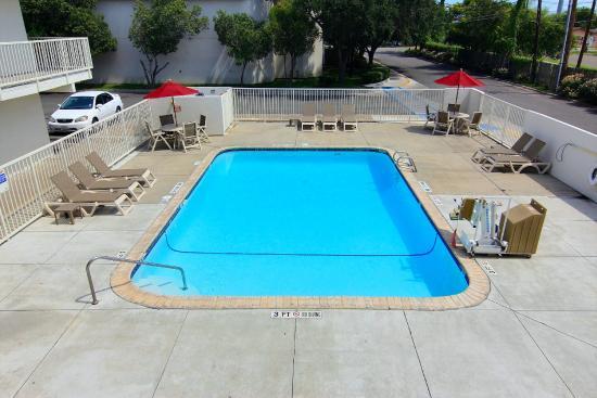 Motel 6 Corpus Christi Northwest: Pool
