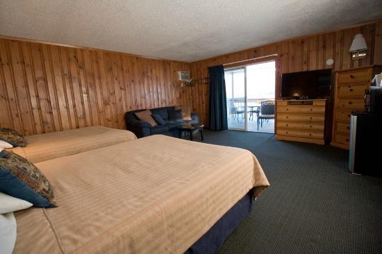 Lake Motel: Room 40