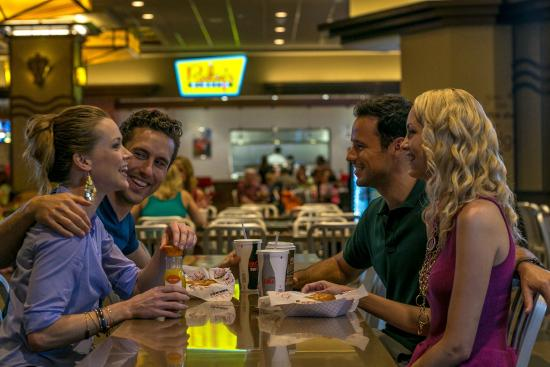 Resorts Casino Hotel: Quick Bites