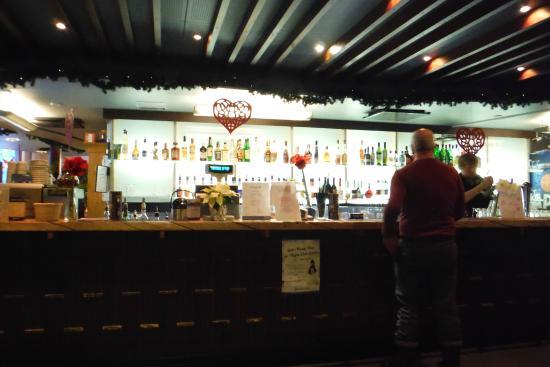 Lapland Hotel Luostotunturi: bar in hotel