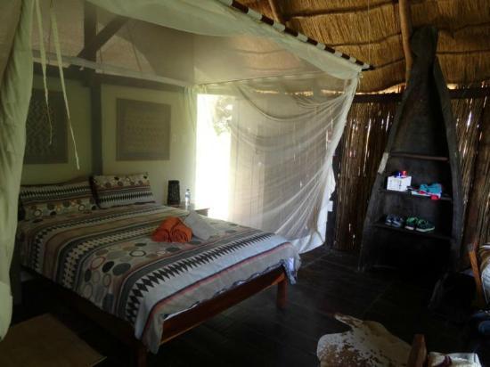 Caprivi Houseboat Safaris: Interieur Chalet Nr. 3