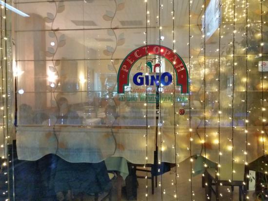 Ristorante da Gino: Noel de ışıl ışıl ...