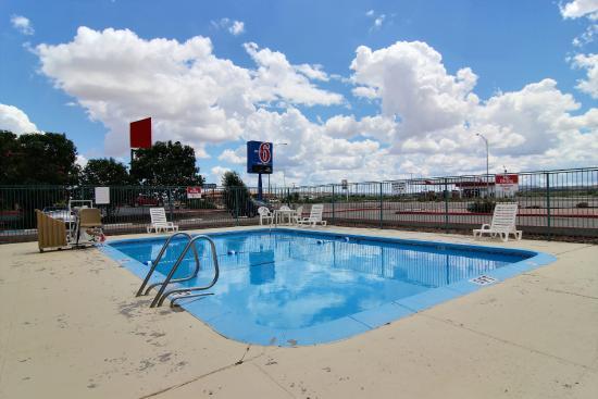 Motel 6 Gallup: Pool