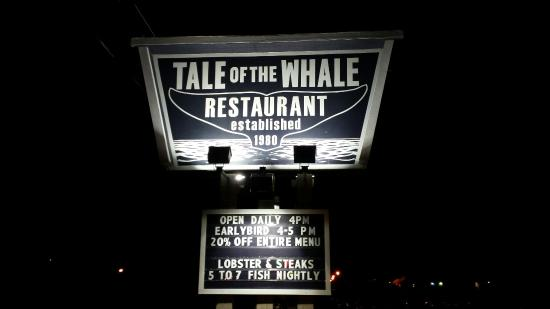 Tale of The Whale : .