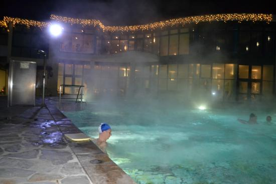 Atlantic Terme Natural Spa & Hotel: Piscina exterioara