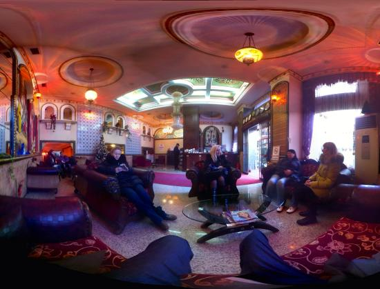 Erbil Hotel: В холле отеля Erbil