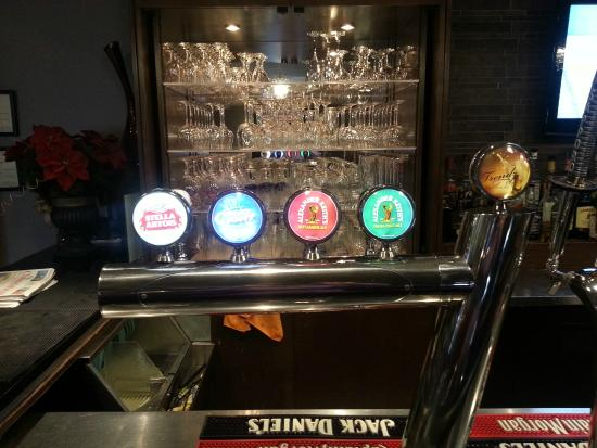 Trendz Cafe & Wine Bar: Our Selection of Draught Beer