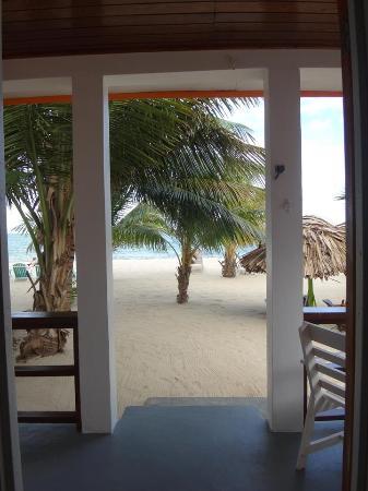 Ranguana Lodge: Patio