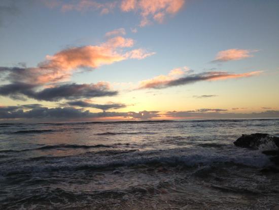 Kauai Kailani : Exceptional Sunrises