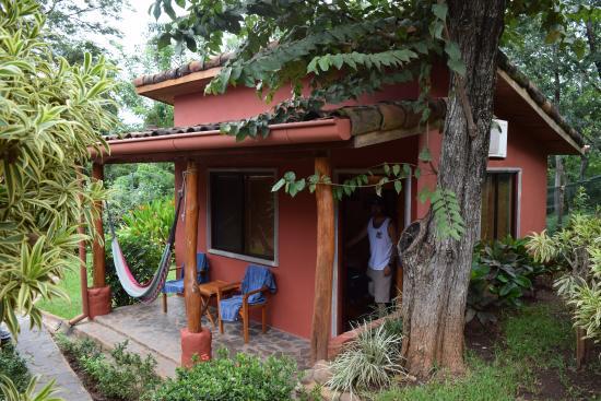 Hotel Arco Iris: Our bungalow