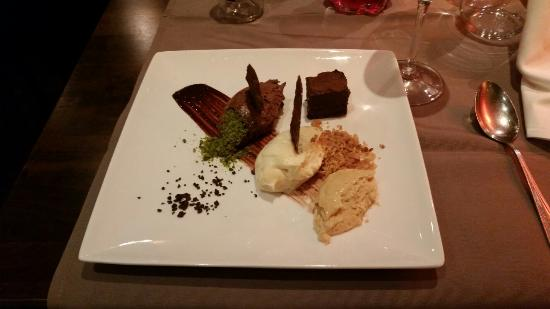 Toi Moi et la Mer: Mijn dessertje