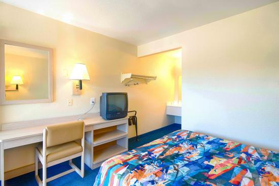 Motel 6 south lake tahoe californie voir les tarifs 7 for Trouver un motel