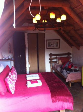 Nyaru Game Lodge: Chalet
