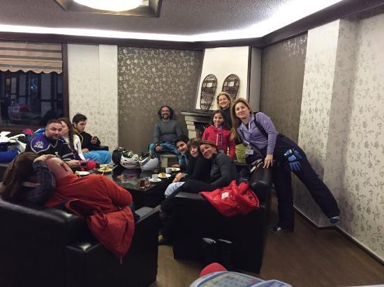 Camkar Otel: Çamkar otel