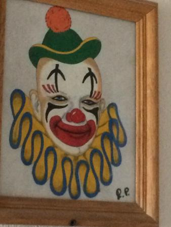 Clown Motel: This one seemed to follow me when I wasn't looking.