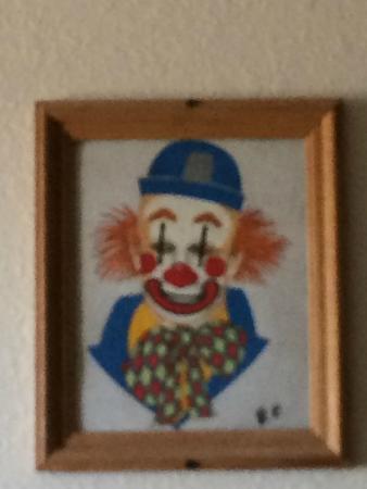 Clown Motel: Really, I didn't see them shift..... Did I?!?!?