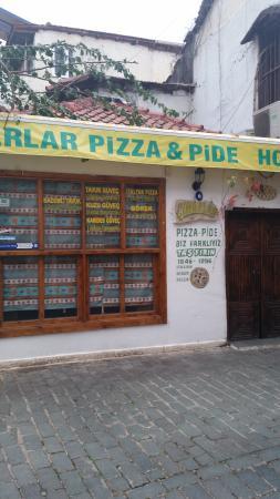 Cinarlar Pizza and Pide: cinarlar pizza
