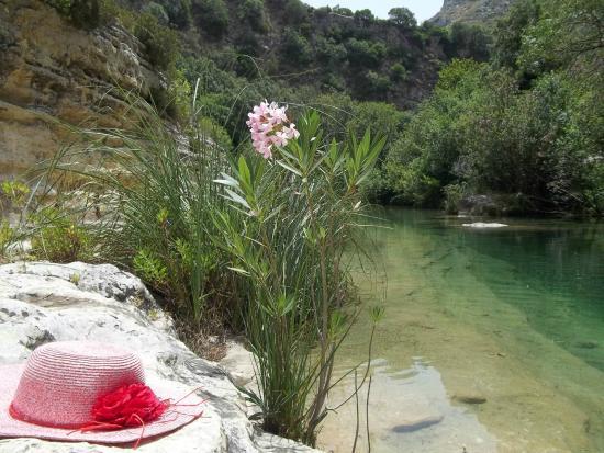 Cavagrande del Cassibile : Paradise