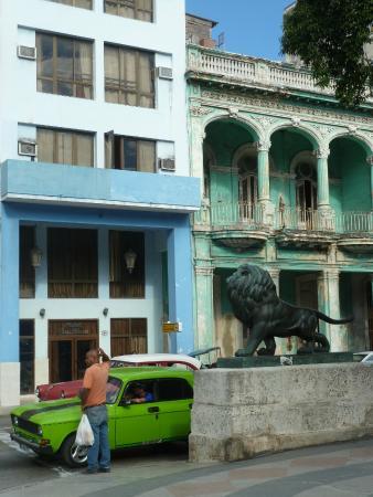 Islazul Hotel Caribbean : Set udefra