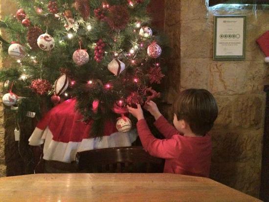 Tishreen in Christmas