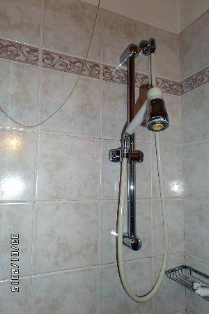 Hotel San Matteo: doccia