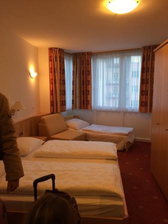 Hotel Mondschein: La nostra camera