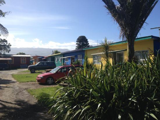 Karamea Farm Baches : Outside