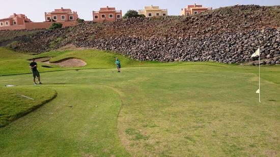 Mirador de Lobos Golf Resort: golf