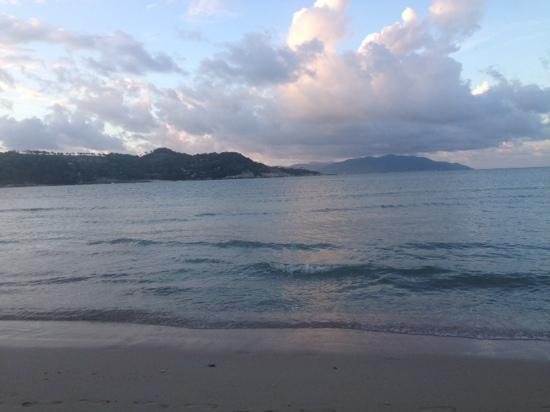 Kirati Beach Resort : views from restaurant